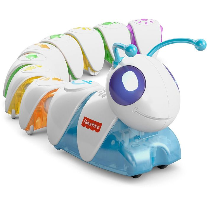 Fisher-Price Code-a-pillar Toy