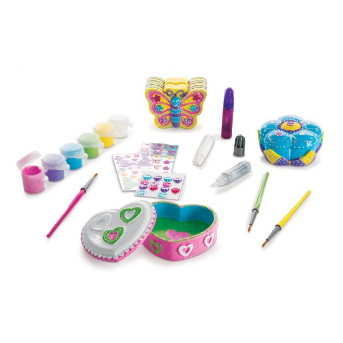 Melissa and Doug Decorate-Your-Own Favourite Things Set