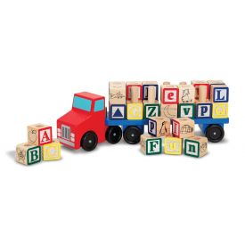 Melissa and Doug Alphabet Truck