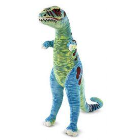 Jumbo T-Rex Dinosaur - Lifelike Stuffed Animal (over 1 meter tall) (soft toy)
