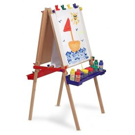 Melissa and Doug - Deluxe Standing Art Easel