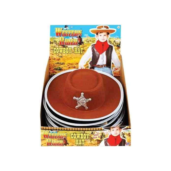Western Rider Cowboy Hats