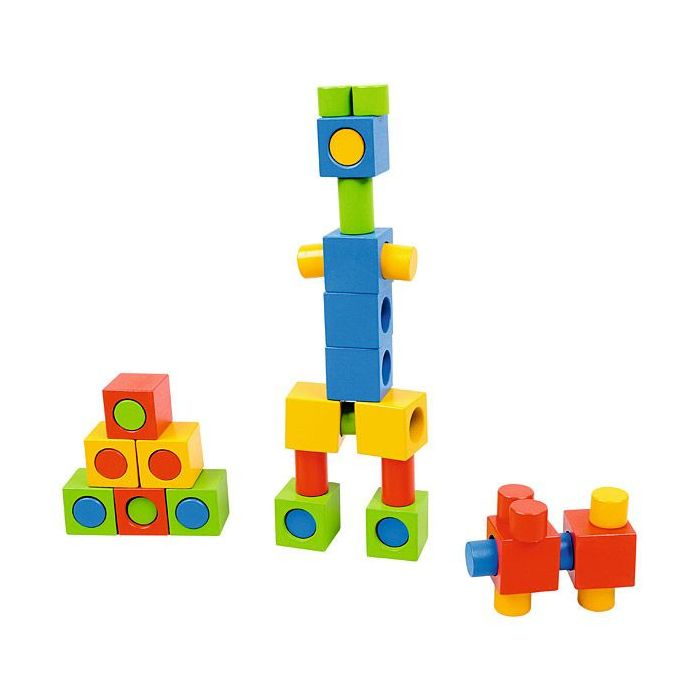 Wooden Colorful Blocks