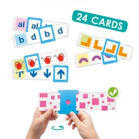 Self_correcting Cards:Early Reading