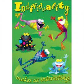 Individuality Makes Us Interesting PSHE Poster