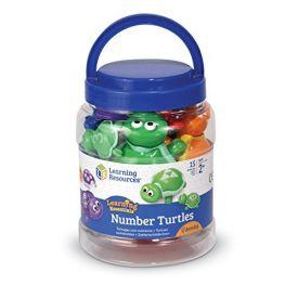 Snap-n-Learn Number Turtles