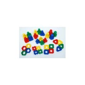Nuts and Bolts (Pack of 32)
