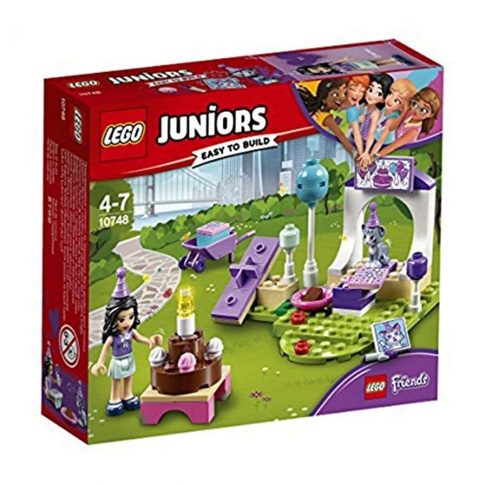 Lego Juniors 10748 - Emma's Pet Party