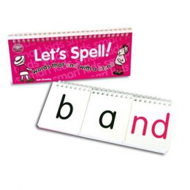 Let's Spell (End with Blend)