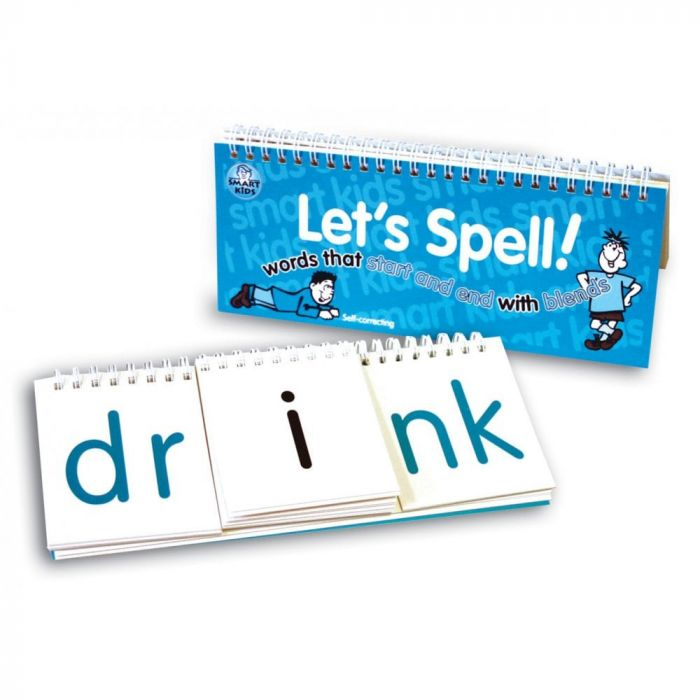 Let's Spell (Start and End with a Blend)
