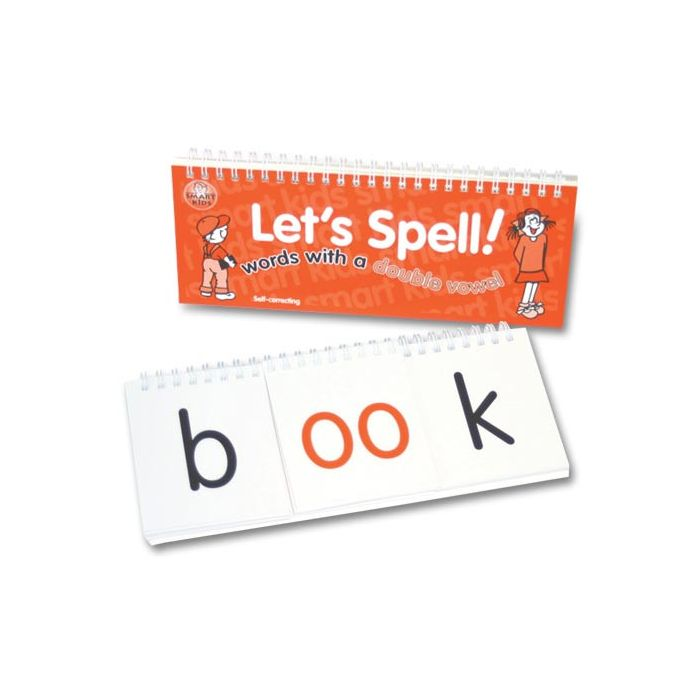 Let's Spell (Double Vowel)