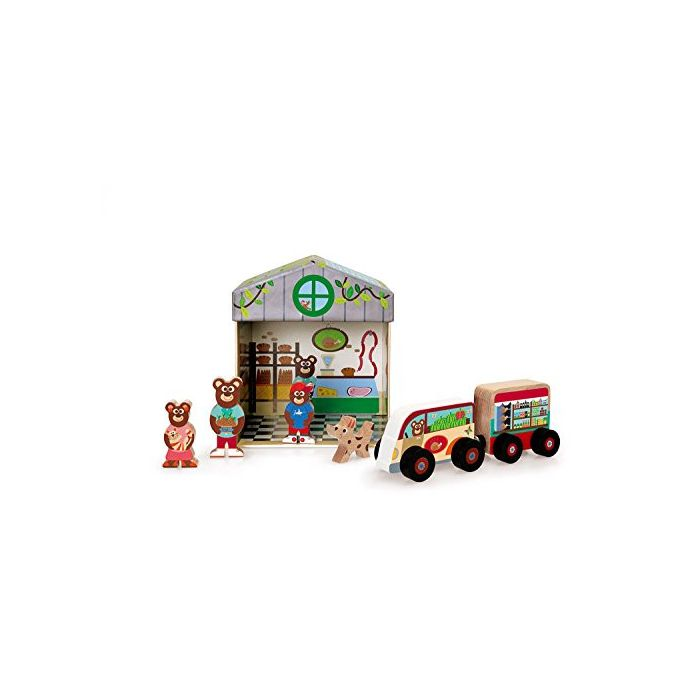 Play Box Grocery Store