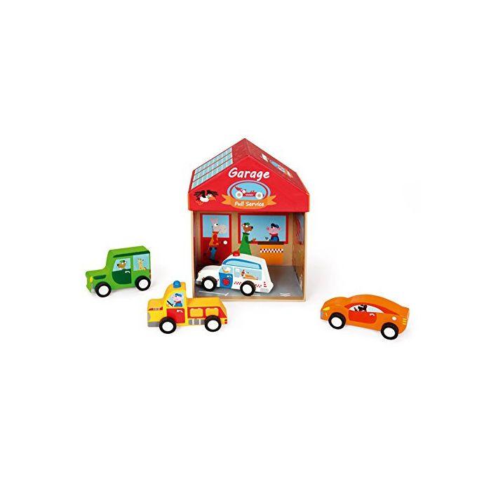 Playbox Garage
