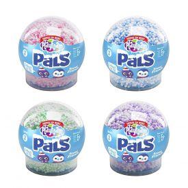 Playfoam Pals Snowy Friends with Surprise Gift - Pink Blue Green & Purple
