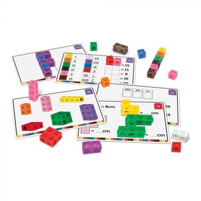 Maths Fluency Set-MathLink Cubes