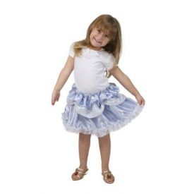 Melissa and Doug Role Play Collection - Dress-Up Skirts Set (4 Costume Skirts)