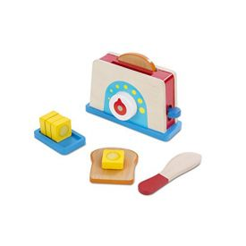 Melissa and Doug Bread and Butter Toaster