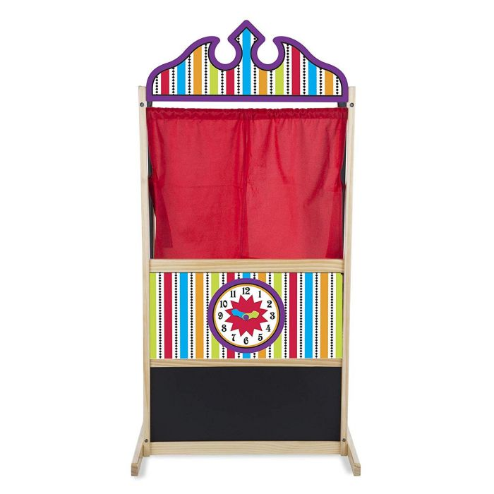 Melissa and Doug Deluxe Puppet Theatre