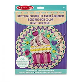 Melissa and Doug Stitch by Colour Cute Cupcake
