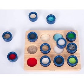 Touch and Match Board - Sensory Touch & Feel