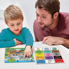 Orchard Toys Look and Find Colour Jigsaw Puzzle - 2 jigsaws in a box
