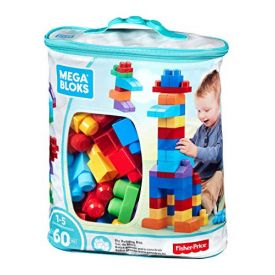 Mega Bloks Big Building Bag 60 Pieces