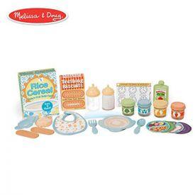Melissa and Doug Mine to Love Mealtime Play Set