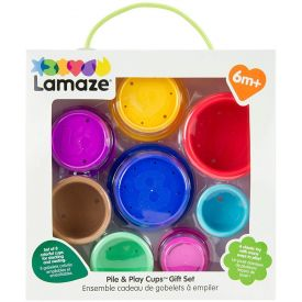 Lamaze Pile and Play Stacking Cups