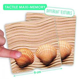 Tactile Maxi Memory Nature