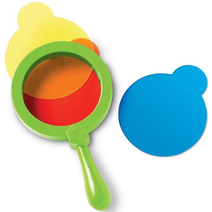 Learning Resources Primary Science Colour Mixing Lenses