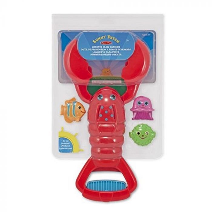 Melissa and Doug Sunny Patch Louie Lobster Claw Catcher