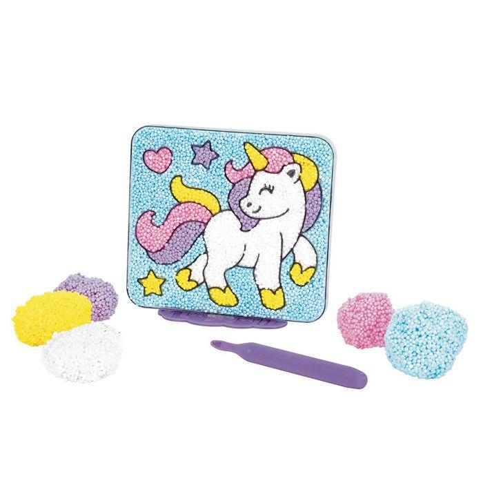 Playfoam Colour By Unicorn