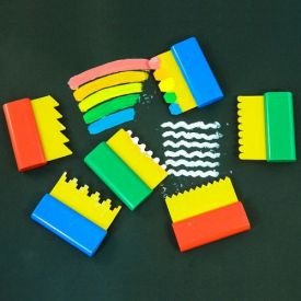 Sand & Paint Pattern Tools set of 6