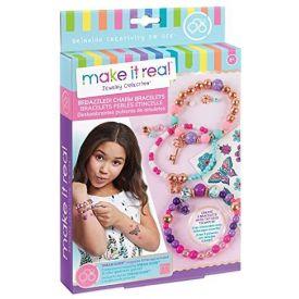 Make It Real Bedazzled! Charm Bracelets