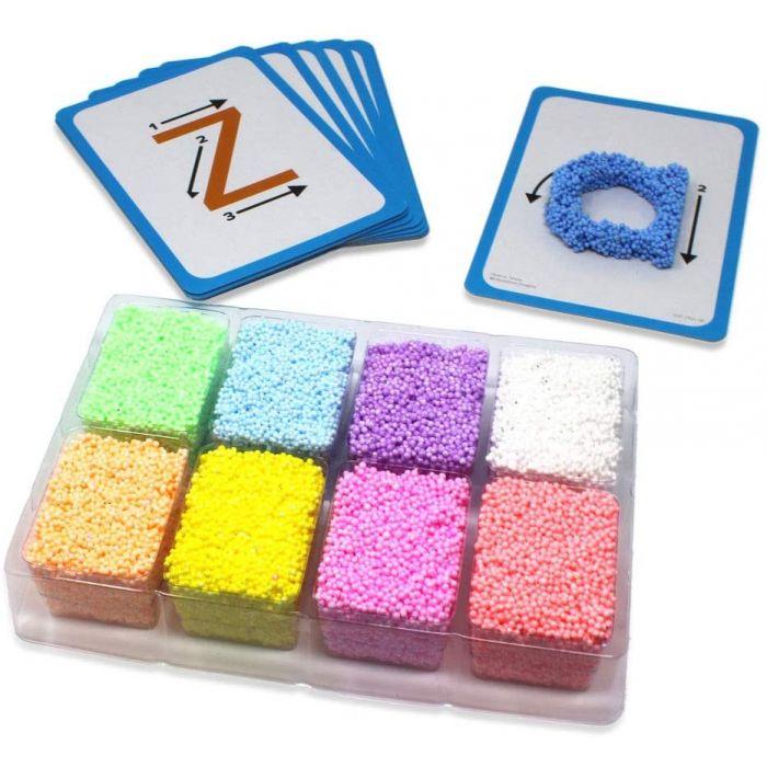 Playfoam Shape & Learn Lowercase Alphabet Set