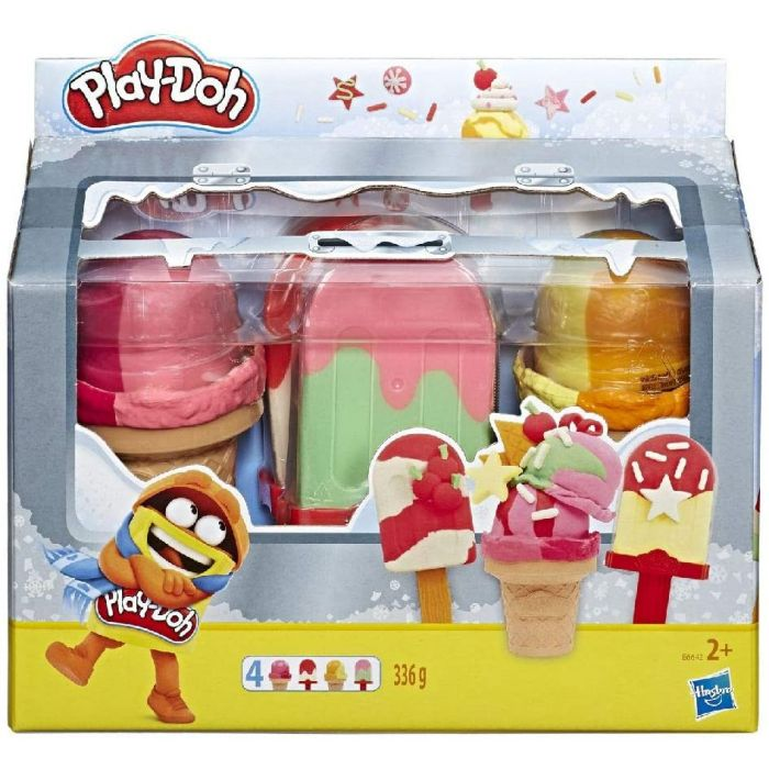 Play-Doh Ice Pops N Cones Freezer