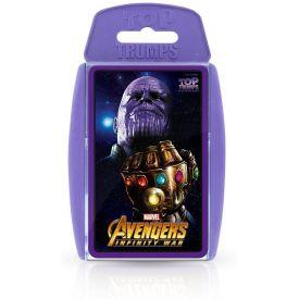Top Trumps Marvel Avengers Infinity