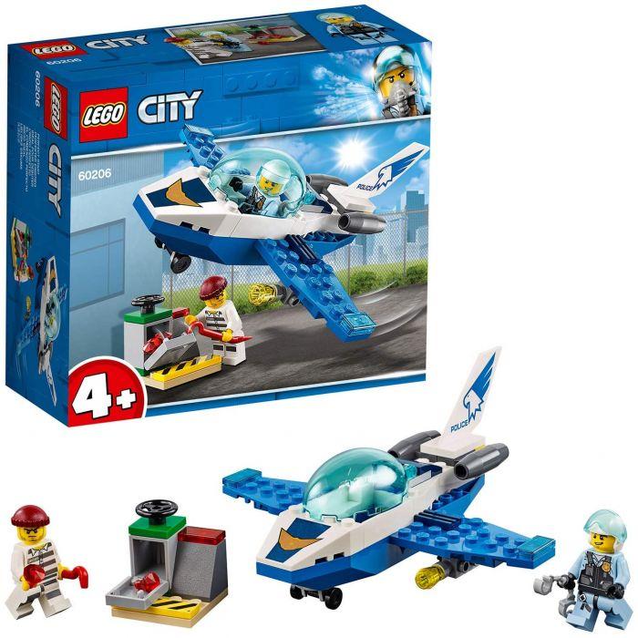 Lego City 60206 - City Police Sky Police Jet Patrol