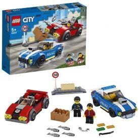 Lego City 60242 Police Highway Arrest