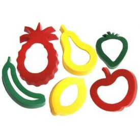 Fruit Cutters (Set of 6)