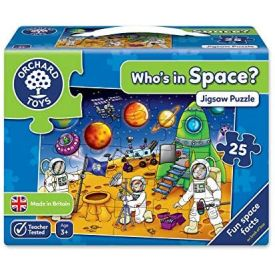 Who's in Space