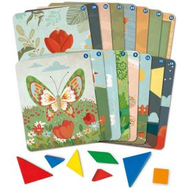Learning Resources Foam Tangram Activity Set