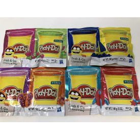 Playdoh Grab and Go Compound Bag x 2