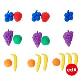 EDX Fruity Fun Counters Mini Jar 48pieces