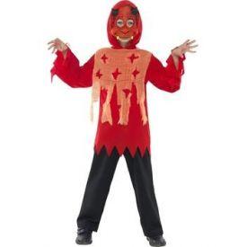 Child Devil Costume