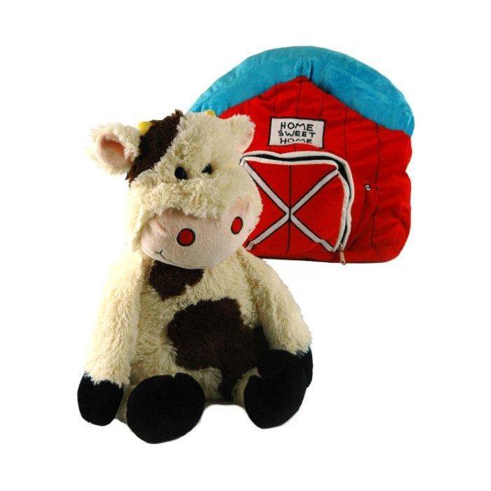 Huggle Buddies Hideaway - Cow