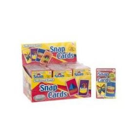 Traditional Games- Snap Cards