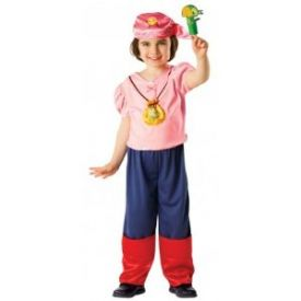 Disney Izzy The Pirate Costume (Jake and the Neverland Pirates)
