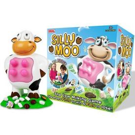 Silly Moo - The Cow Milking Game