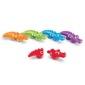 Snap -N-Learn Alphabet Alligators